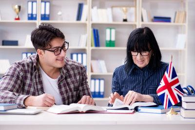 Escola d'anglés, classes particulars
