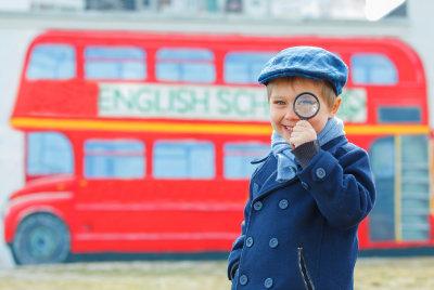 Escola d'anglés, cursos per a xiquets de primària