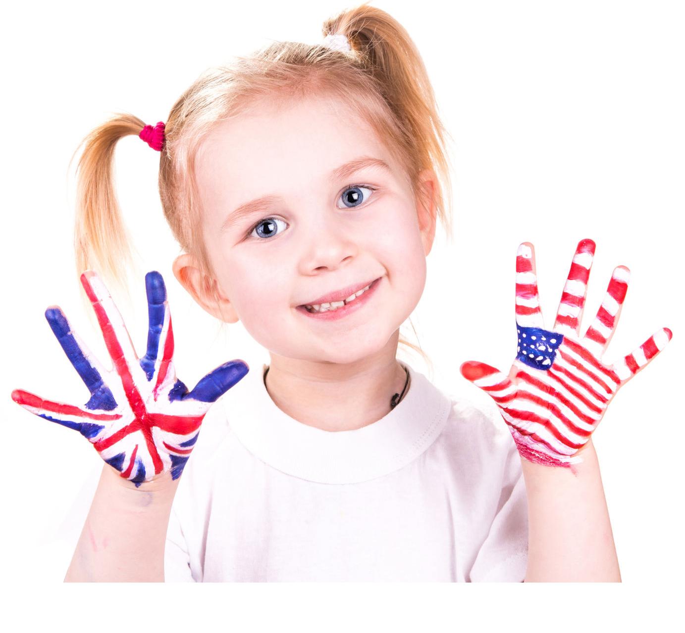 Clases de inglés para niños de infantil