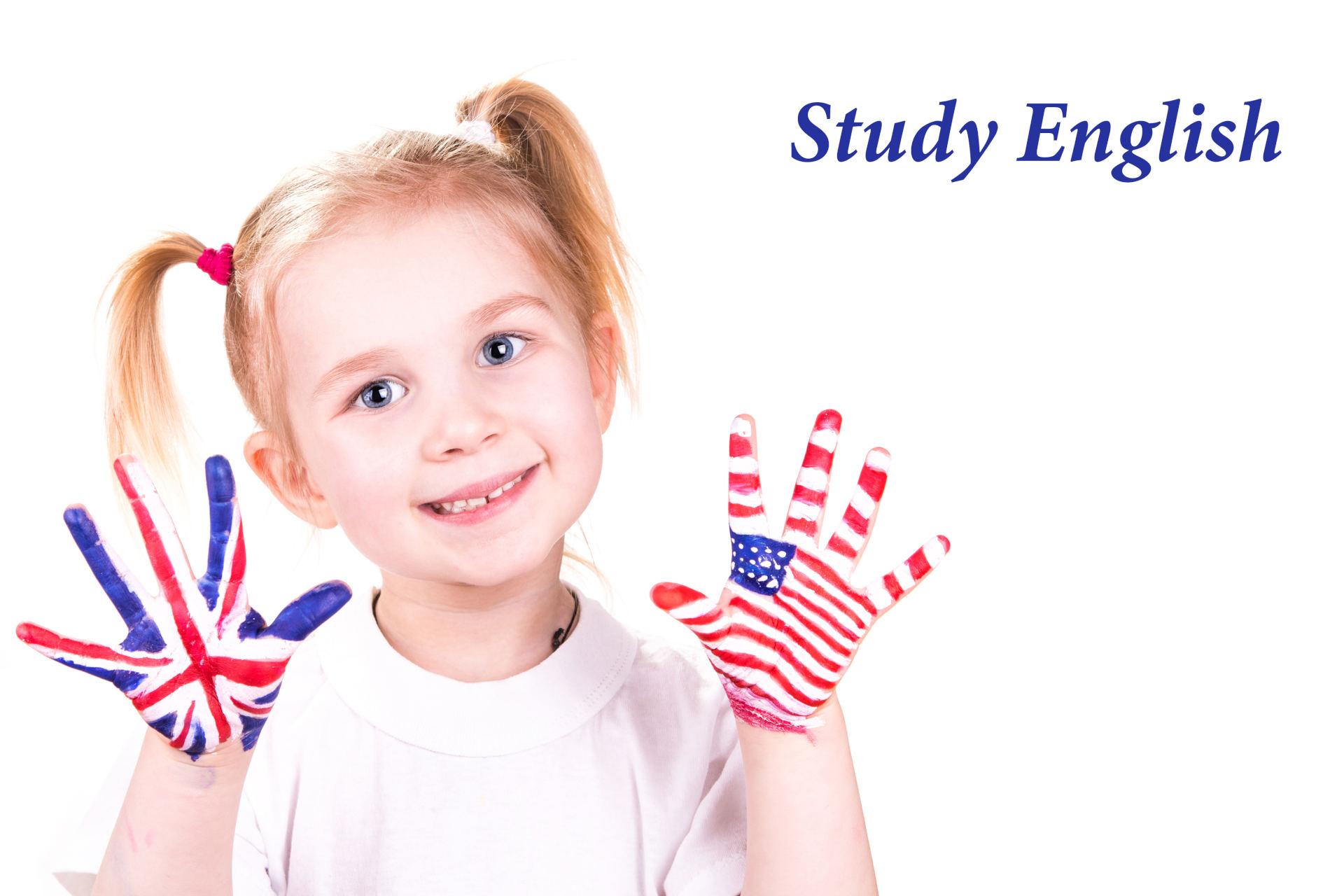 Escola d'anglés, cursos per a xiquets d'infantil
